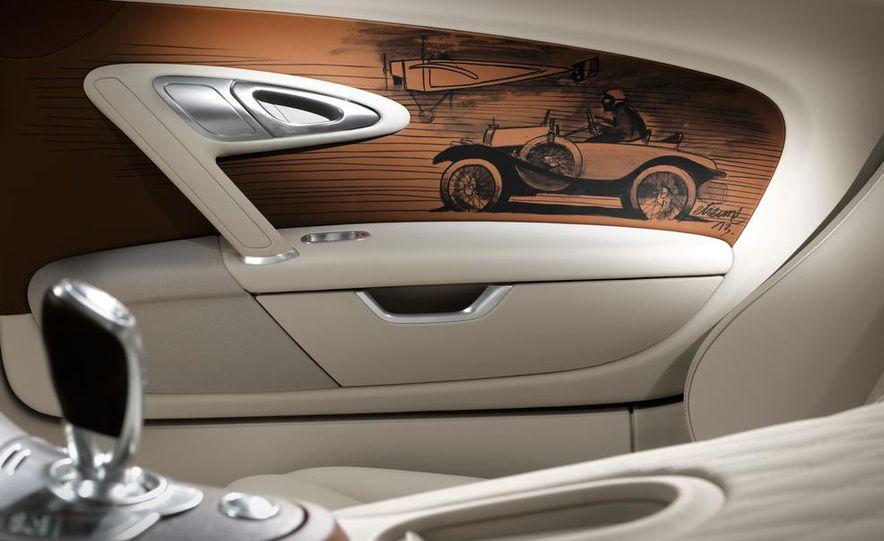Bugatti Veyron Black Bess Legends Edition - Slide 24
