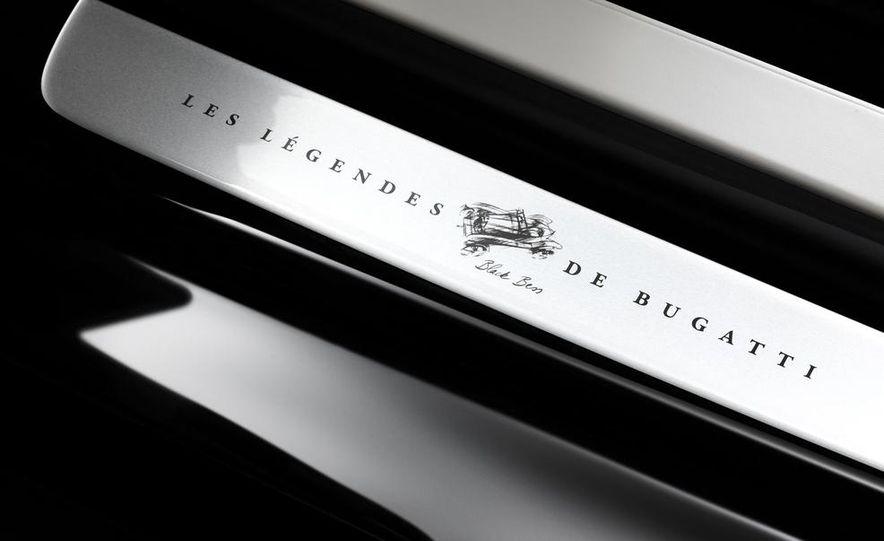 Bugatti Veyron Black Bess Legends Edition - Slide 25