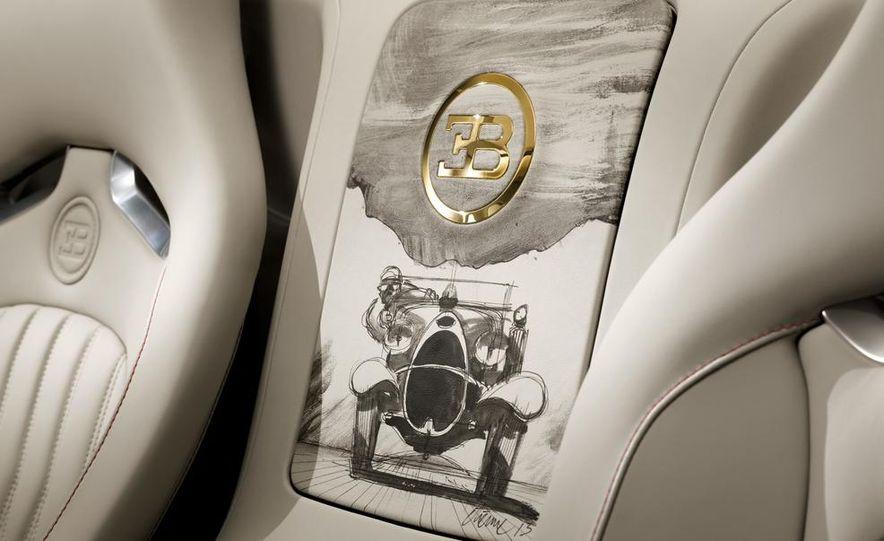 Bugatti Veyron Black Bess Legends Edition - Slide 21