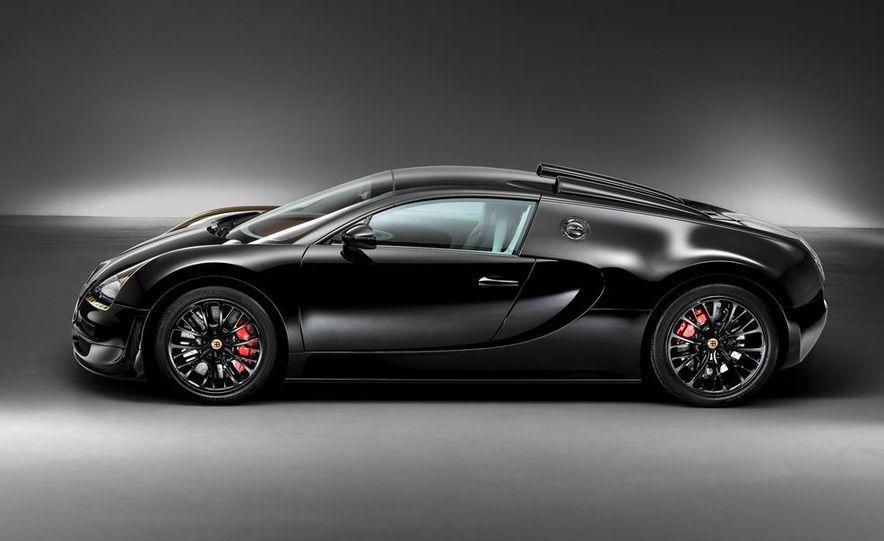 Bugatti Veyron Black Bess Legends Edition - Slide 14
