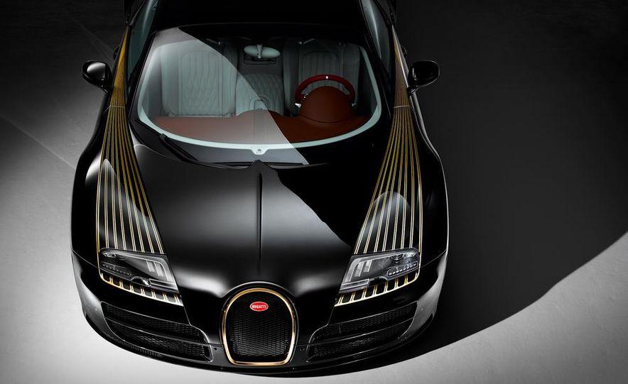 Bugatti Veyron Black Bess Legends Edition - Slide 16