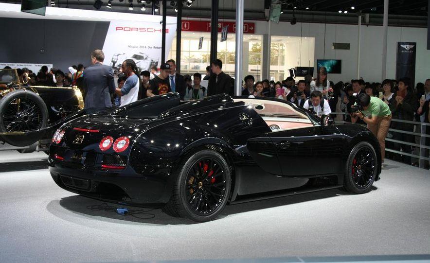 Bugatti Veyron Black Bess Legends Edition - Slide 5