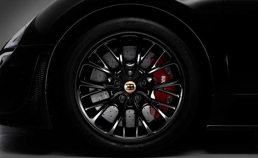 Bugatti Veyron Black Bess Legends Edition - Slide 19