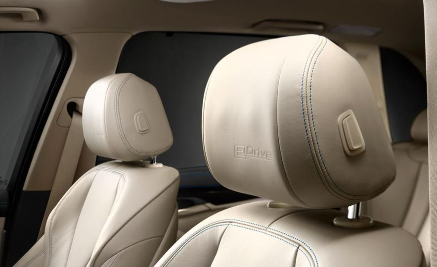 BMW Concept X5 eDrive - Slide 23