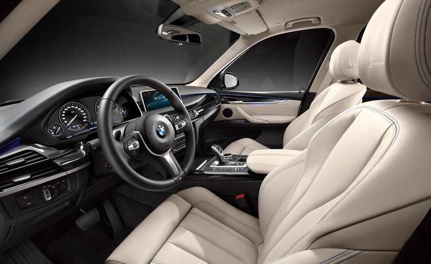 BMW Concept X5 eDrive - Slide 19