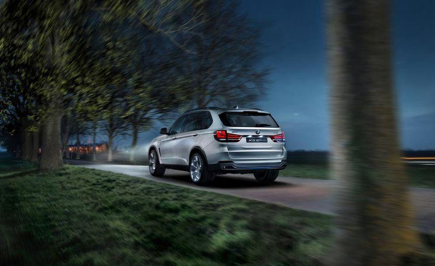 BMW Concept X5 eDrive - Slide 4