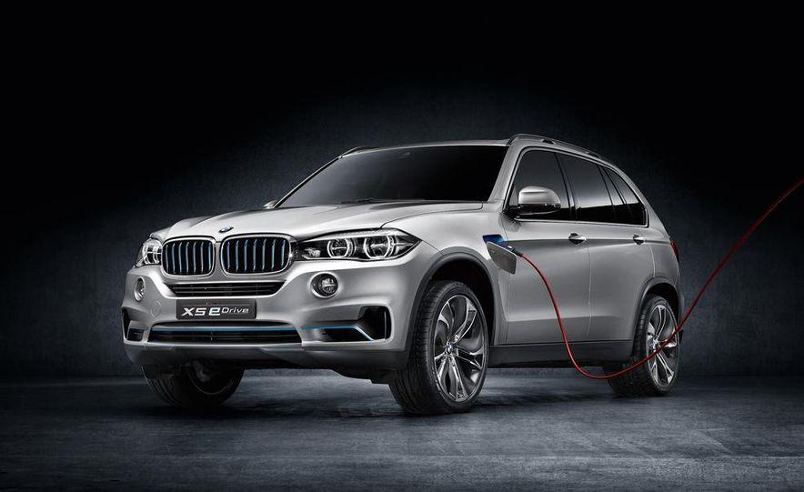 BMW Concept X5 eDrive - Slide 5
