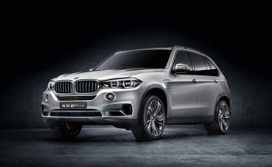 BMW Concept X5 eDrive - Slide 6