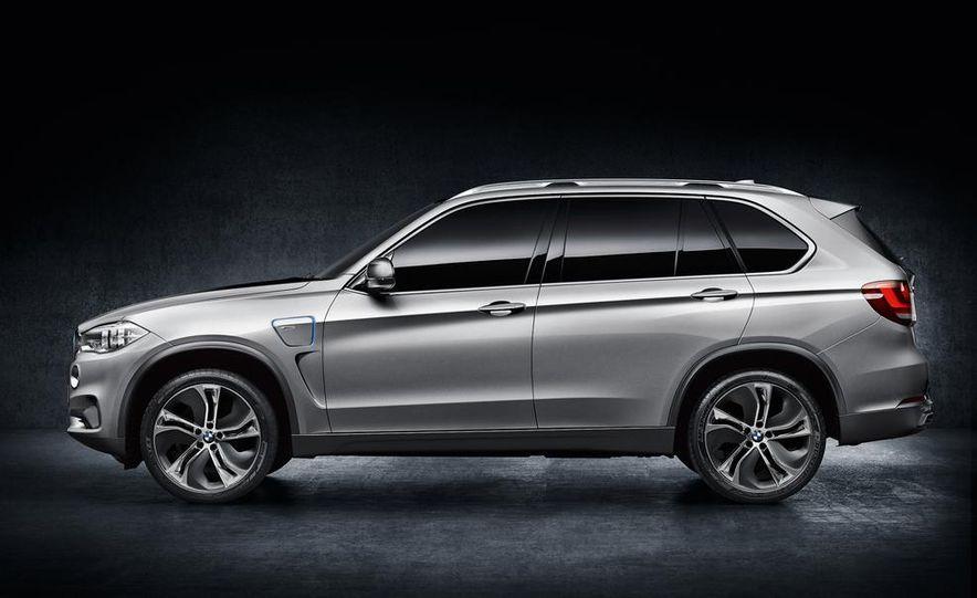 BMW Concept X5 eDrive - Slide 7