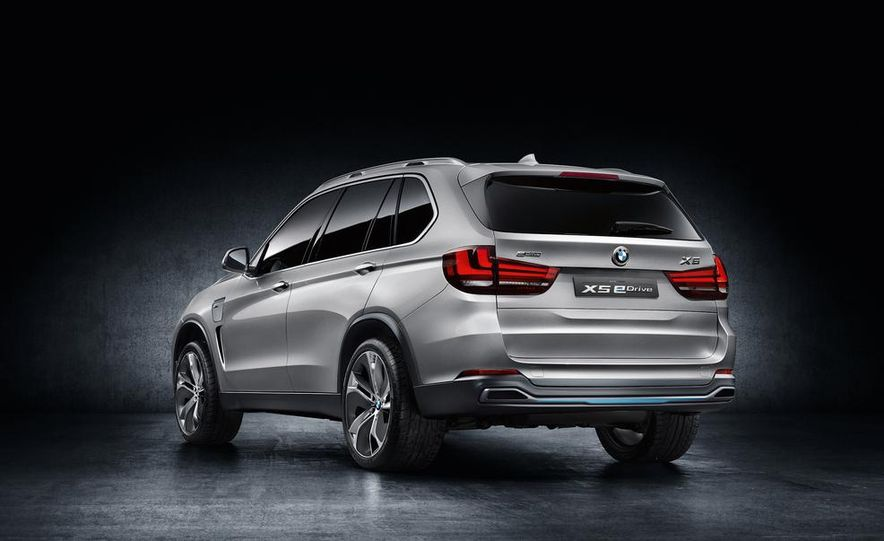 BMW Concept X5 eDrive - Slide 8