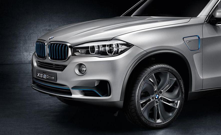 BMW Concept X5 eDrive - Slide 10