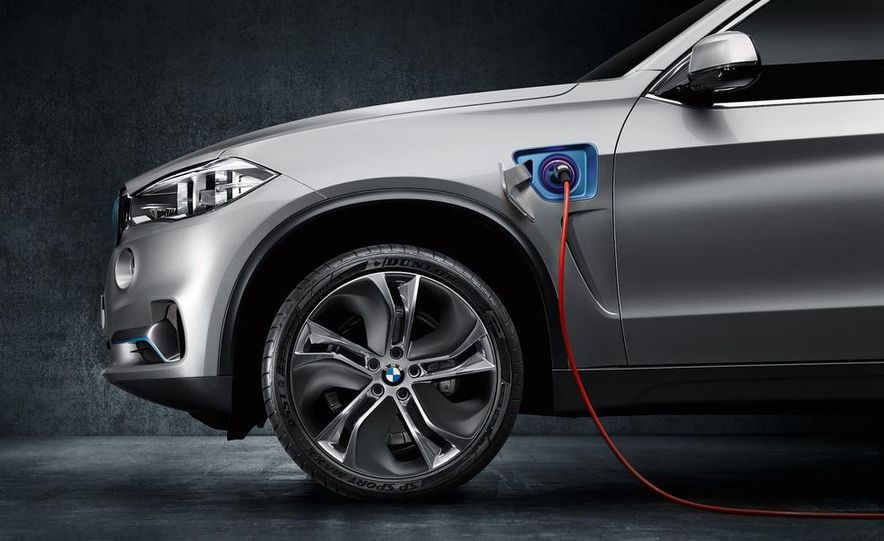 BMW Concept X5 eDrive - Slide 11