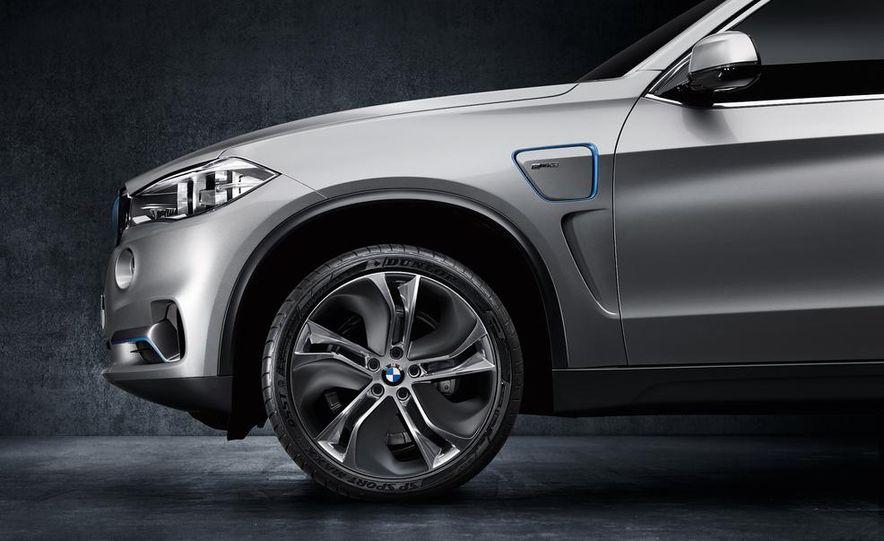 BMW Concept X5 eDrive - Slide 12