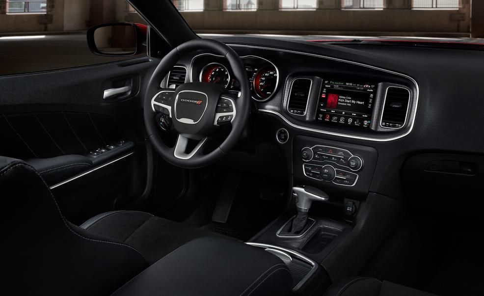 2019 Dodge Charger Reviews Price Photos And Specs Car Driver