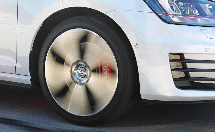 2015 Volkswagen GTI 3-door - Slide 9