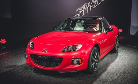 Mazda Unveils Last Special-Edition Miata Before the ND Arrives: We Hold Our Breath, Accordingly [2014 New York Auto Show]