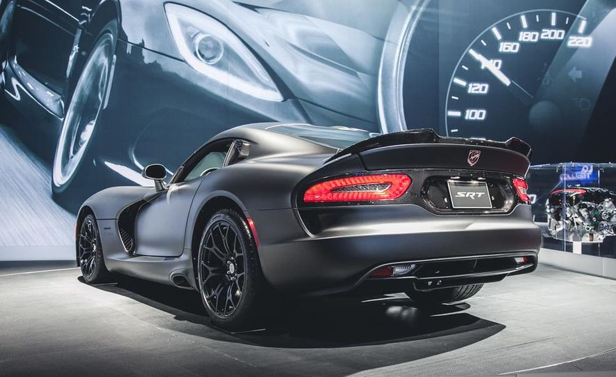 2015 SRT Viper GTS Time Attack Edition - Slide 2