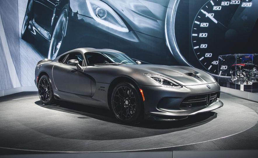 2015 SRT Viper GTS Time Attack Edition - Slide 5