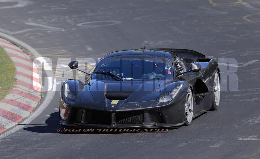 Ferrari LaFerrari XX (spy photo) - Slide 1