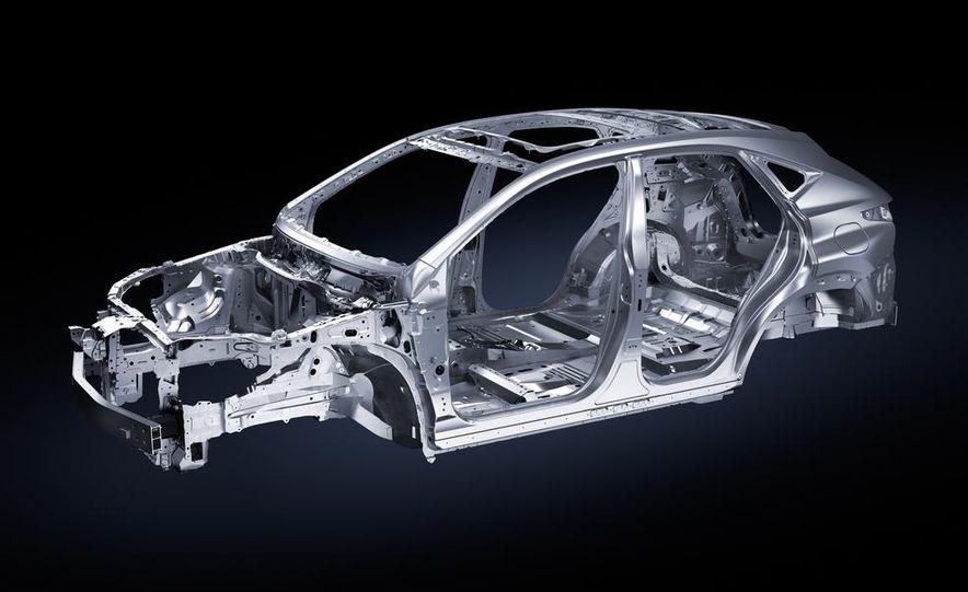 2015 Lexus NX200t F Sport - Slide 31
