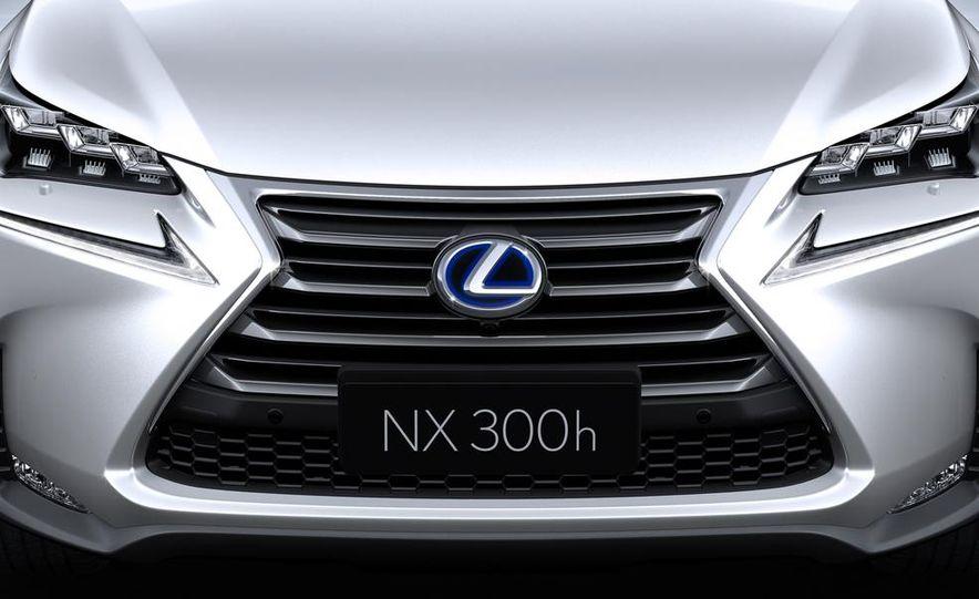 2015 Lexus NX200t F Sport - Slide 26