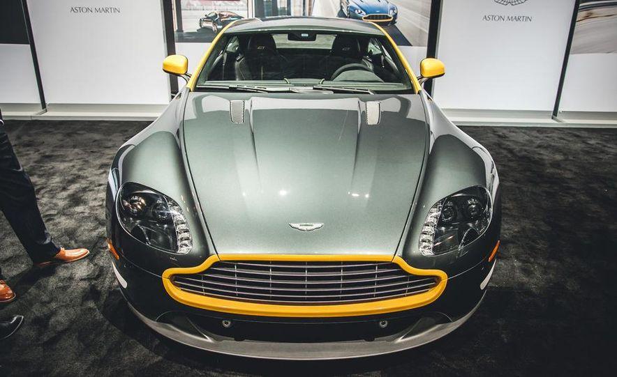2015 Aston Martin V-8 Vantage GT - Slide 2