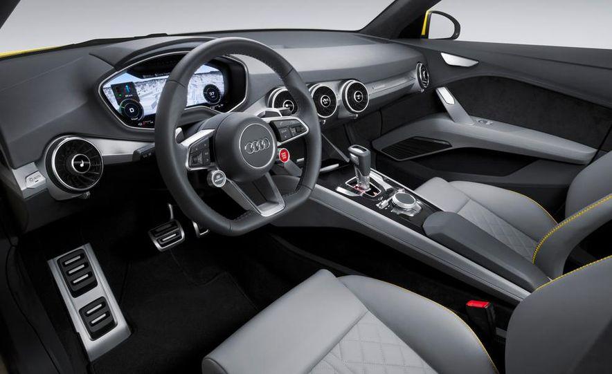 Audi TT Offroad concept - Slide 19