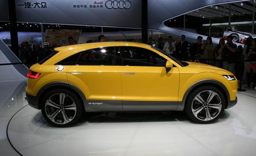 Audi TT Offroad concept - Slide 4