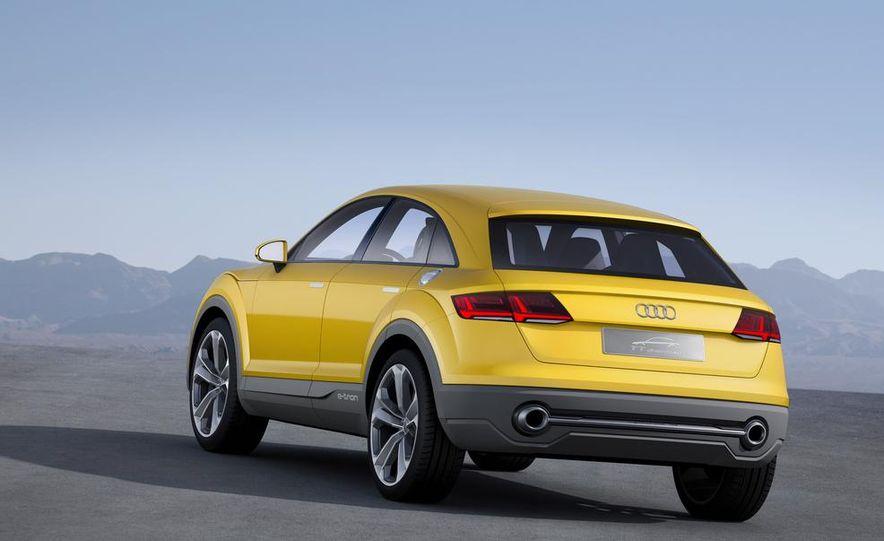 Audi TT Offroad concept - Slide 18