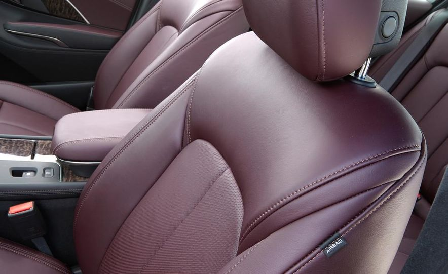 2014 Buick LaCrosse with the Ultra Luxury Interior Package - Slide 2