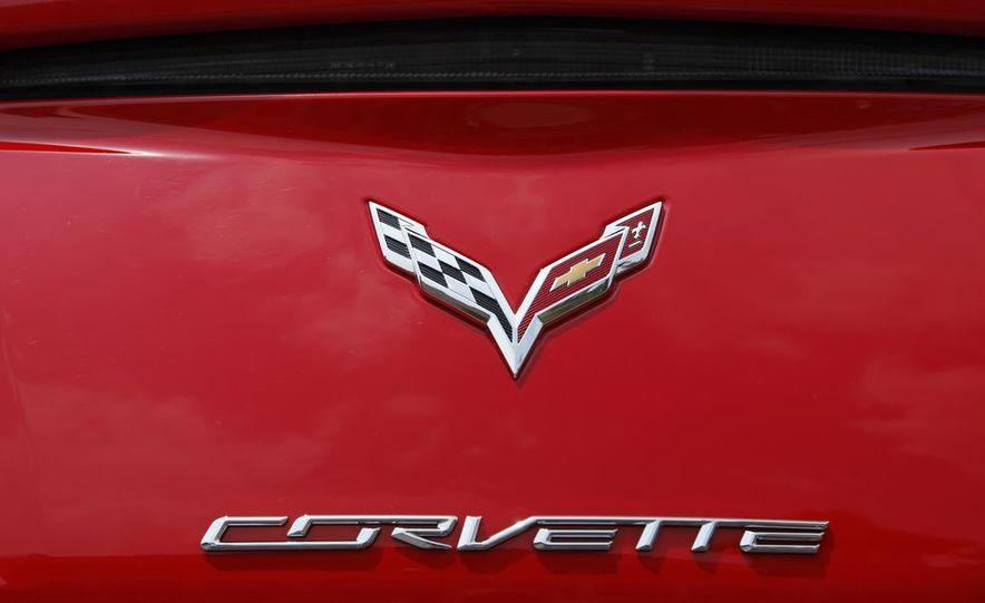 2015 Chevrolet Corvette Stingray Pacific edition coupe - Slide 10