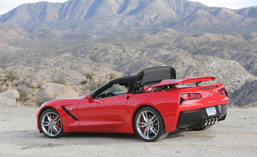 2015 Chevrolet Corvette Stingray Pacific edition coupe - Slide 37