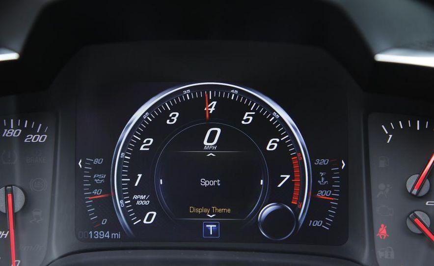 2015 Chevrolet Corvette Stingray Pacific edition coupe - Slide 30