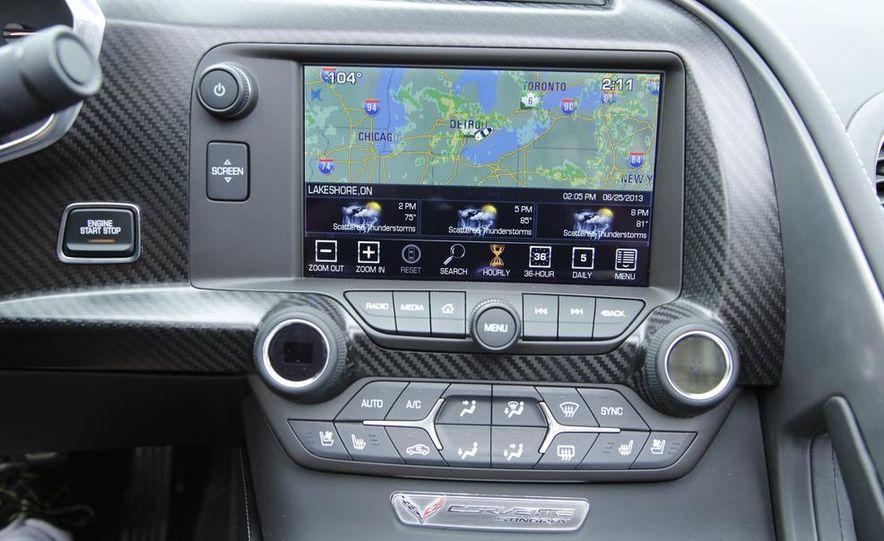 2015 Chevrolet Corvette Stingray Pacific edition coupe - Slide 23