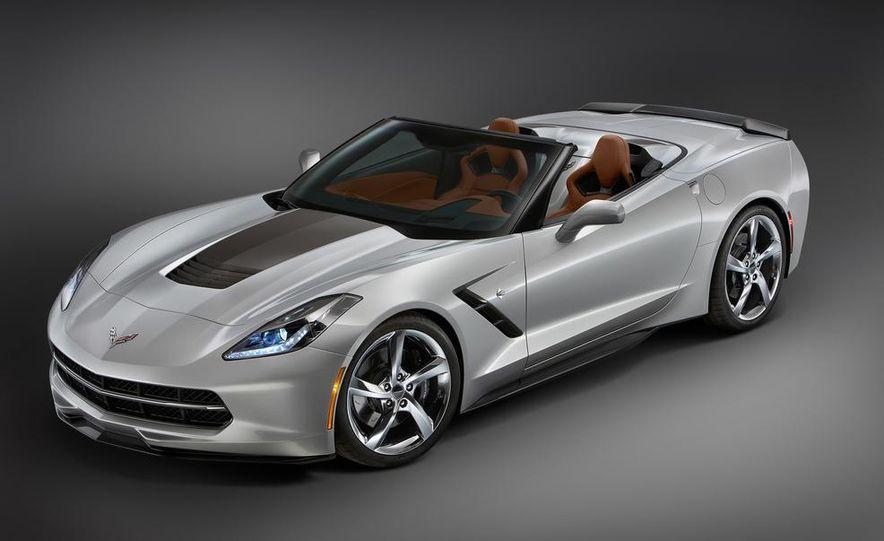 2015 Chevrolet Corvette Stingray Pacific edition coupe - Slide 2