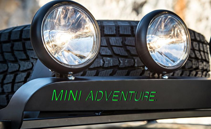 Mini Cooper Paceman Adventure ALL4 - Slide 21