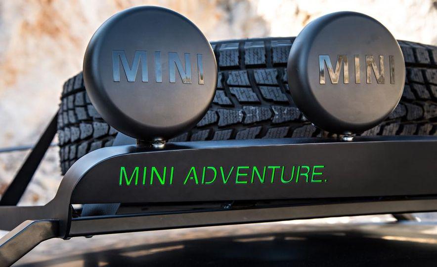Mini Cooper Paceman Adventure ALL4 - Slide 22