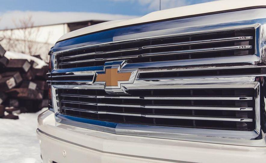 2015 Chevrolet Silverado 1500 Crew Cab Special Service Vehicle - Slide 26