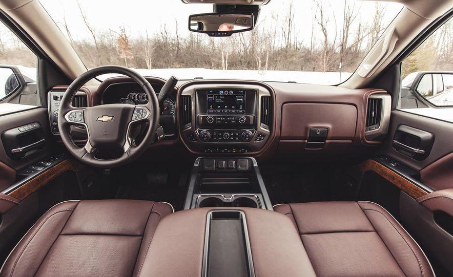 2015 Chevrolet Silverado 1500 Crew Cab Special Service Vehicle - Slide 40