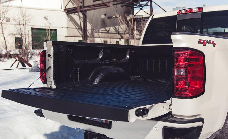 2015 Chevrolet Silverado 1500 Crew Cab Special Service Vehicle - Slide 30