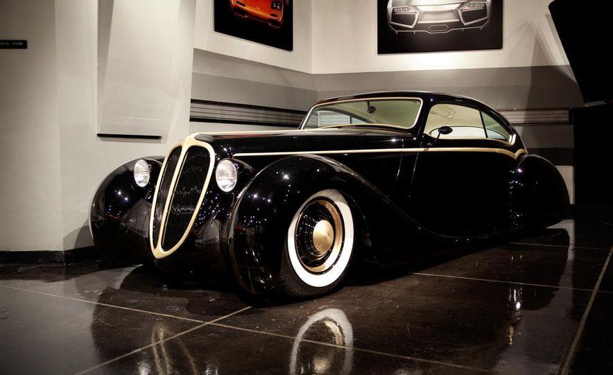 """1948 Jaguar Custom """"Black Pearl"""" - Slide 1"""