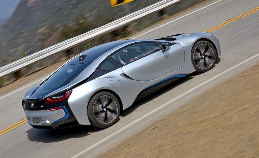 2015 BMW i8 - Slide 7