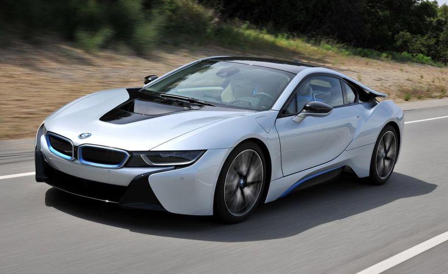 2015 BMW i8 - Slide 26