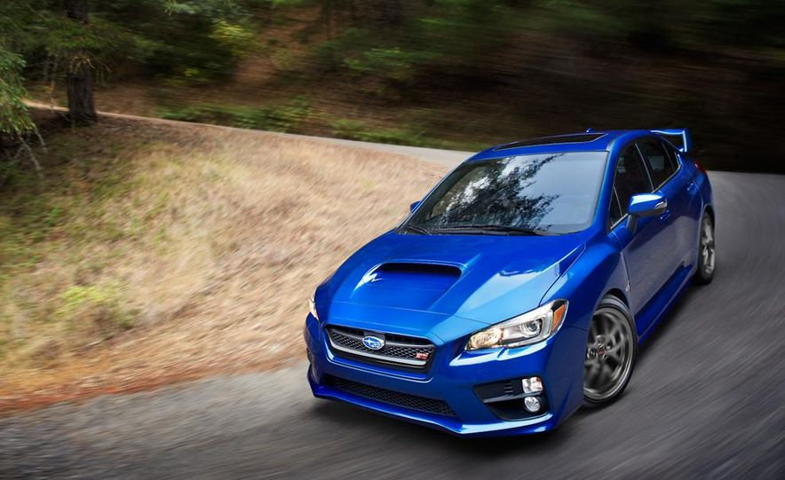 2015 Subaru Impreza WRX STI - Slide 1