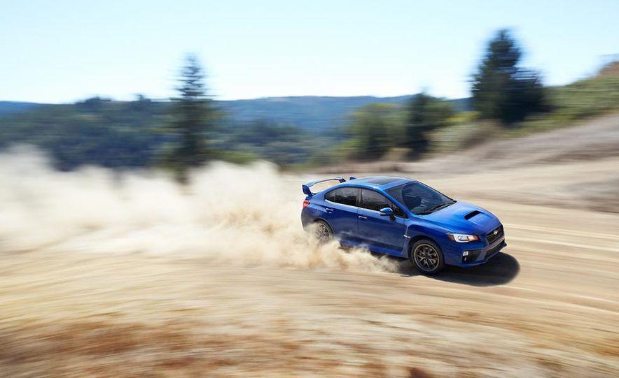 2015 Subaru Impreza WRX STI - Slide 2