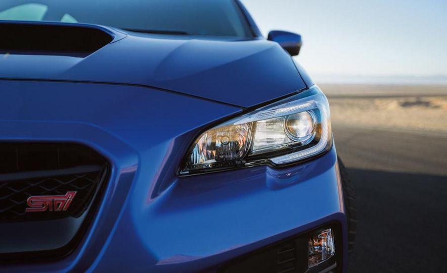2015 Subaru Impreza WRX STI - Slide 8
