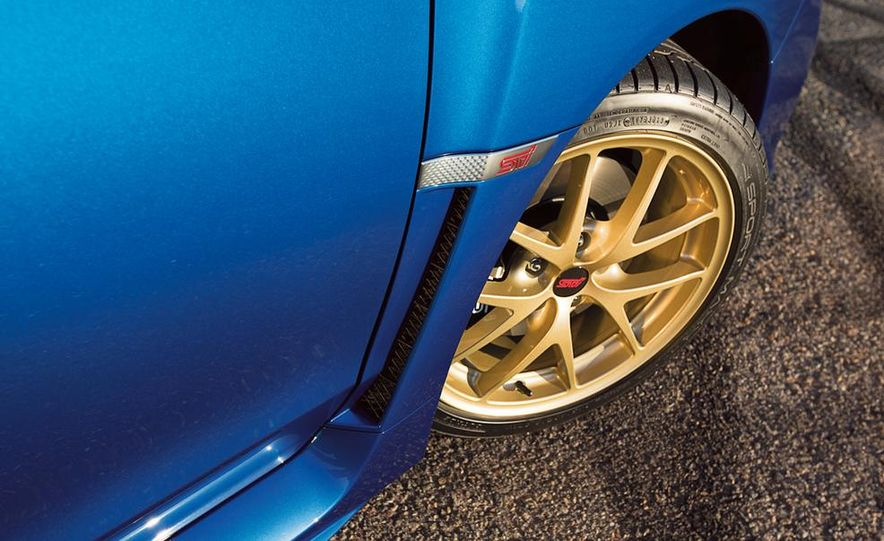 2015 Subaru Impreza WRX STI - Slide 10