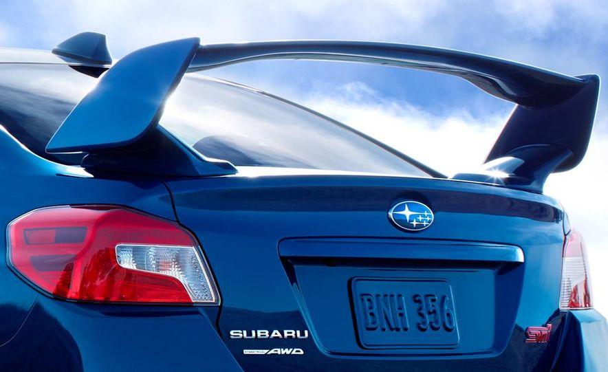2015 Subaru Impreza WRX STI - Slide 11