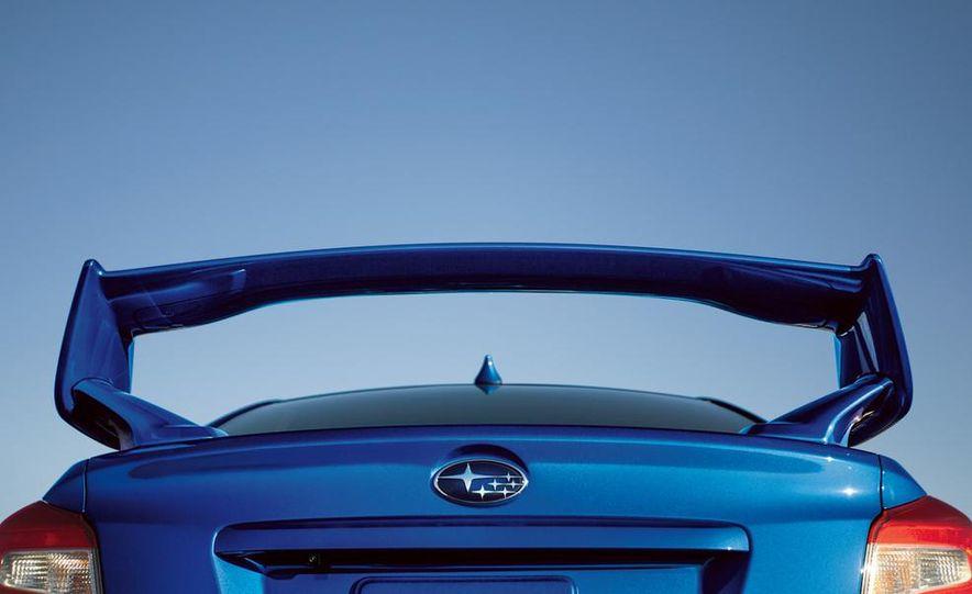 2015 Subaru Impreza WRX STI - Slide 12