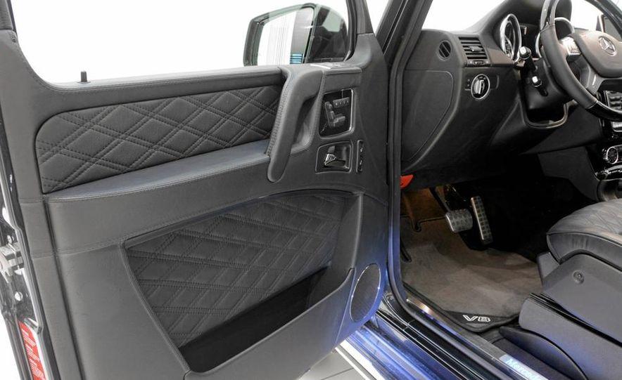 Brabus Widestar 6.1 convertible - Slide 23